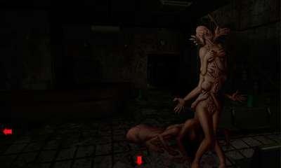 игра Дом страха на android