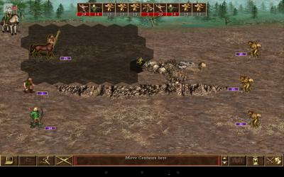 Играйте в Heroes of Might and Magic 3 на андроид через эмулятор
