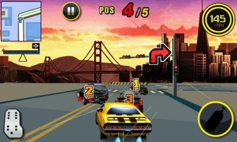 игра Игра Driver San Francisco для Android бесплатно