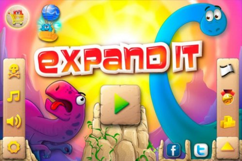 Expand It на iphone