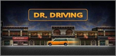 Игра Dr. driving на андроид, Мод