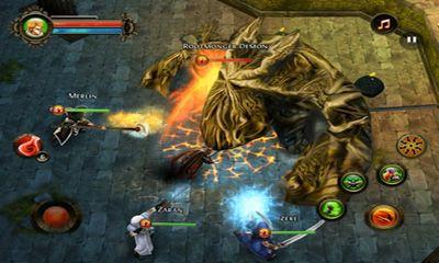 Dungeon Hunter 2 на андроид бесплатно