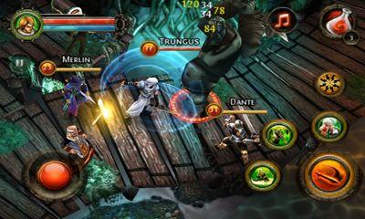 Dungeon Hunter 2 на андроид скачать бесплатно