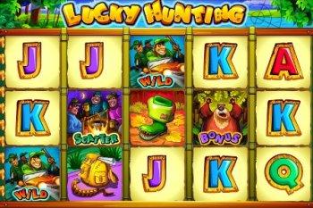 Играем в Lucky Hunting на avtomati-vulcan-club