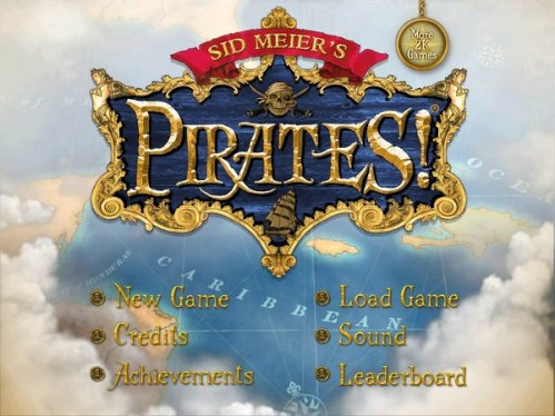 Sid Meier's Pirates! на ipad