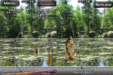 i Fishing на андроид симулятор рыбалки