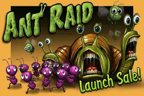 Ant Raid на андроид