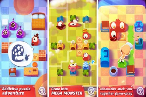 Pudding Monsters HD для ios