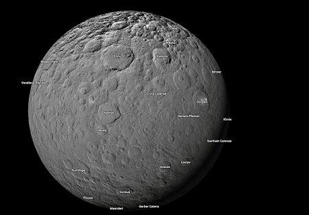 В Google Maps теперь можно посетить планеты Солнечной системы