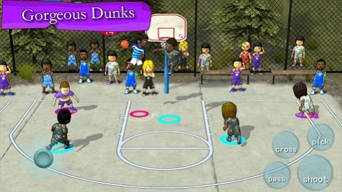 Street Basketball Association 3.0.5