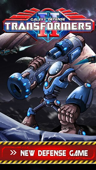 Galaxy Defense 2: Transformers 2.0.6