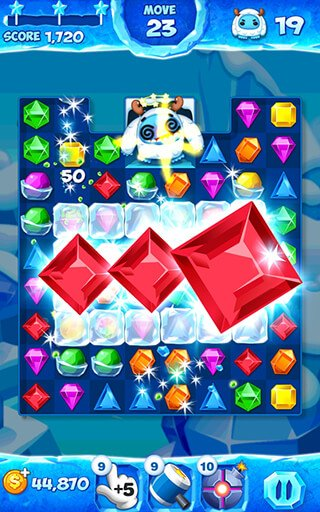 Jewel Pop Mania: Match 3 Puzzle 2.6.18