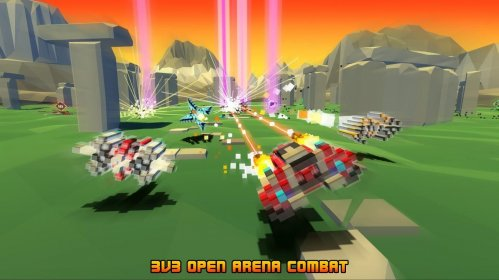 Hovercraft: Battle Arena на андроид