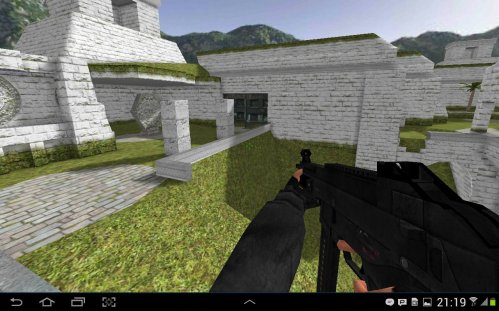 Counter Strike mobile (Critical Strike Portable) на Андроид + mod