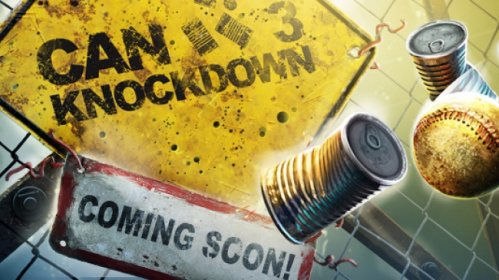 Игра Can Knockdown 3 на андроид