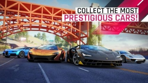 Гонки Asphalt 9: Legends на андроид