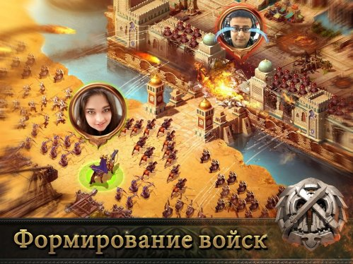 Игра Wars of Glory на Андроид