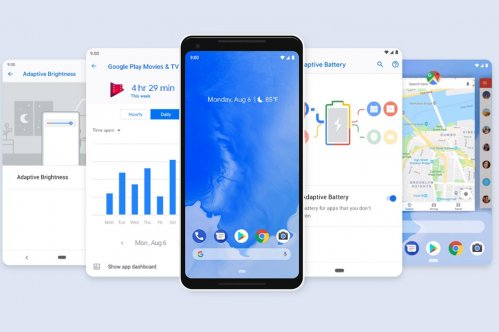 Обзор Android P (Pie)